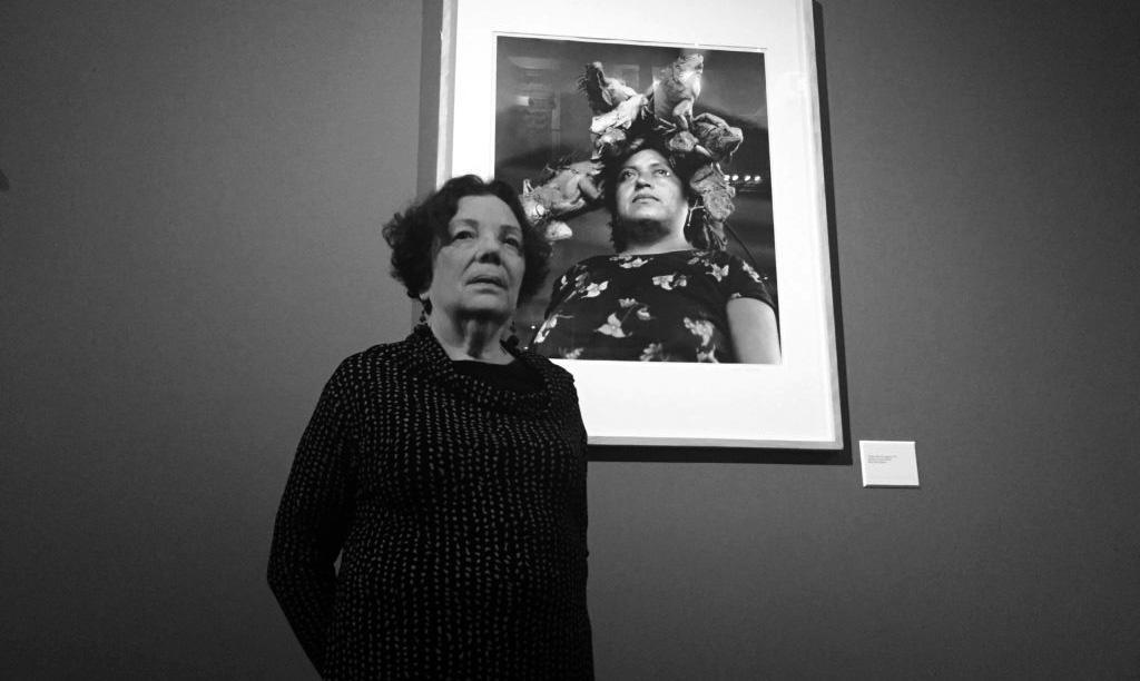 Reconocen a Graciela Iturbide por su contribución la fotografía