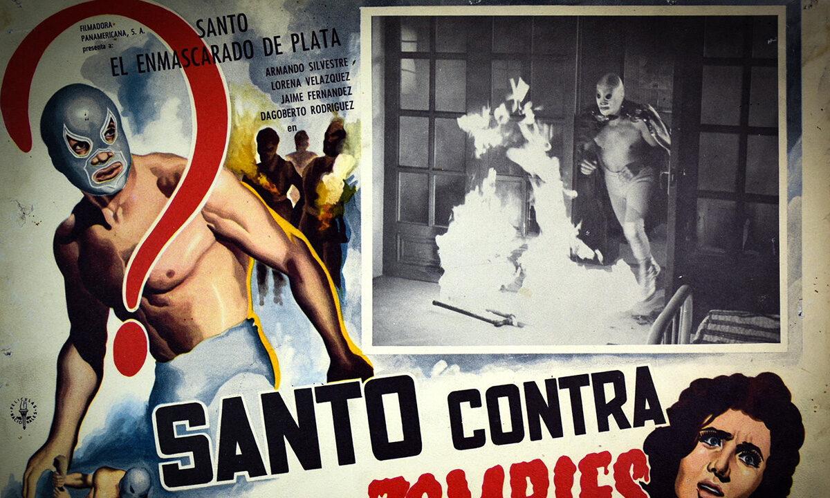 Las películas de luchadores, aporte de México al cine mundial