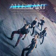 ALLEGIANT_Score Album