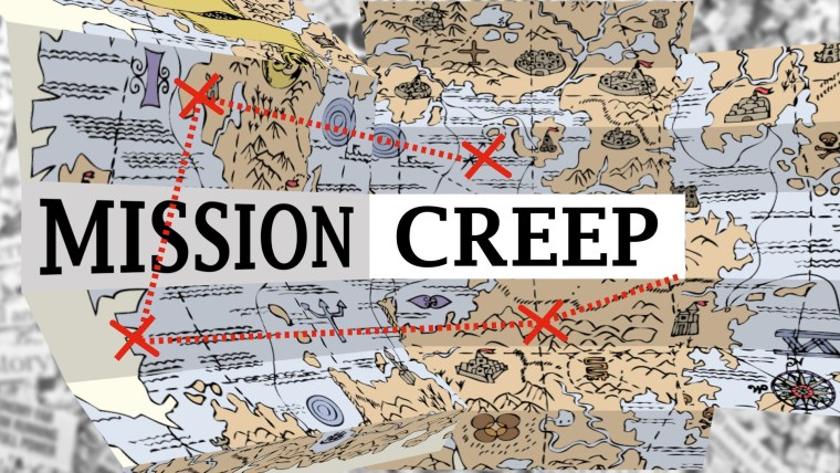 Divergent options divergent options mission creep syria iraq war fandeluxe Gallery