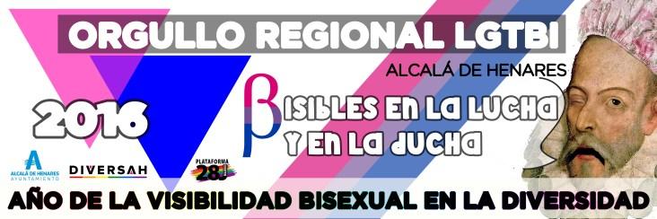 Pancarta Orgulo '16