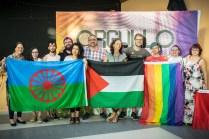 Gitanas y BDS Orgullo'17 - 27