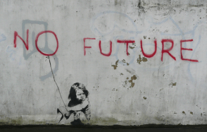 bansky no future
