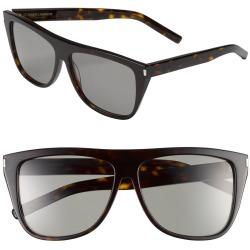 Saint Laurent flat top shades
