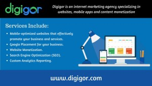 Digigor – Websites & Online Services