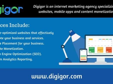 Digigor – Websites & Online Services