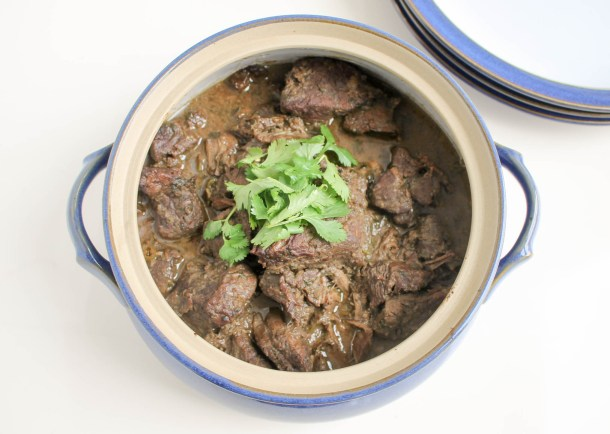 Asian Beef Stew