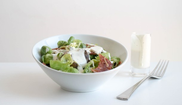 Brussels Sprouts Salad by Diverse Dinners