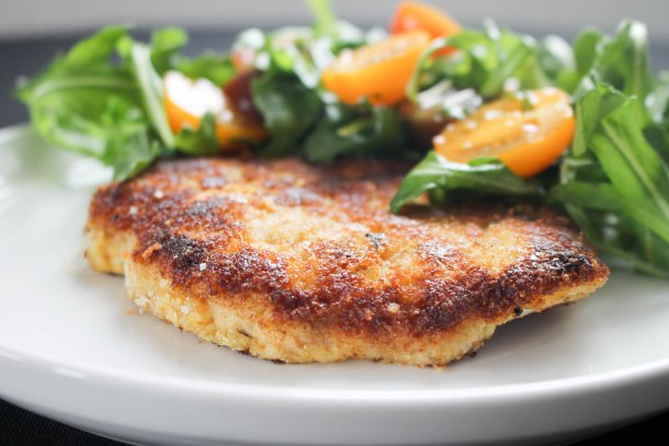 Pork Milanese by Diverse Dinners