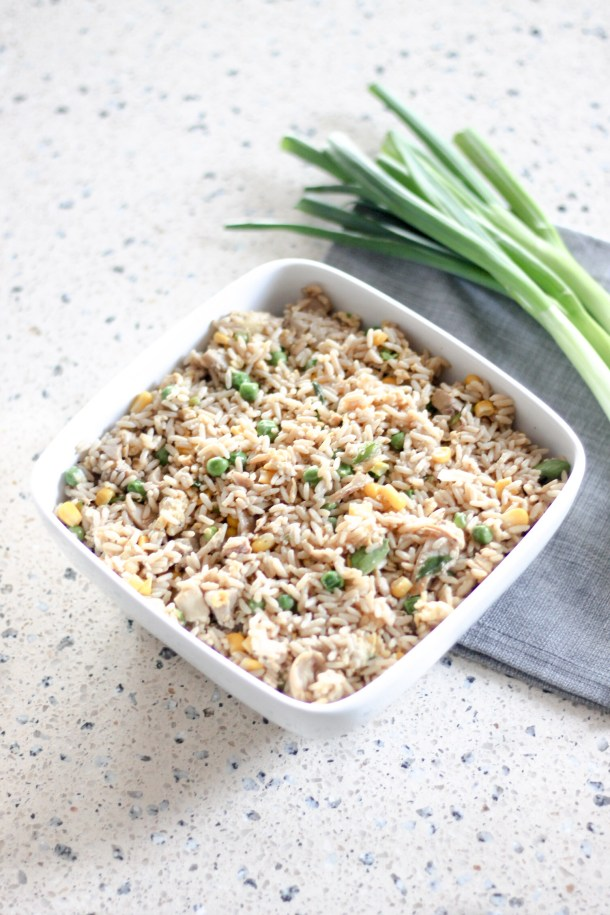 Chicken Fried Rice by Diverse Dinners