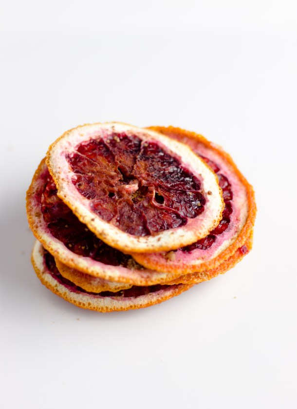 Sweetened Dried Orange Slices by Diverse Dinners