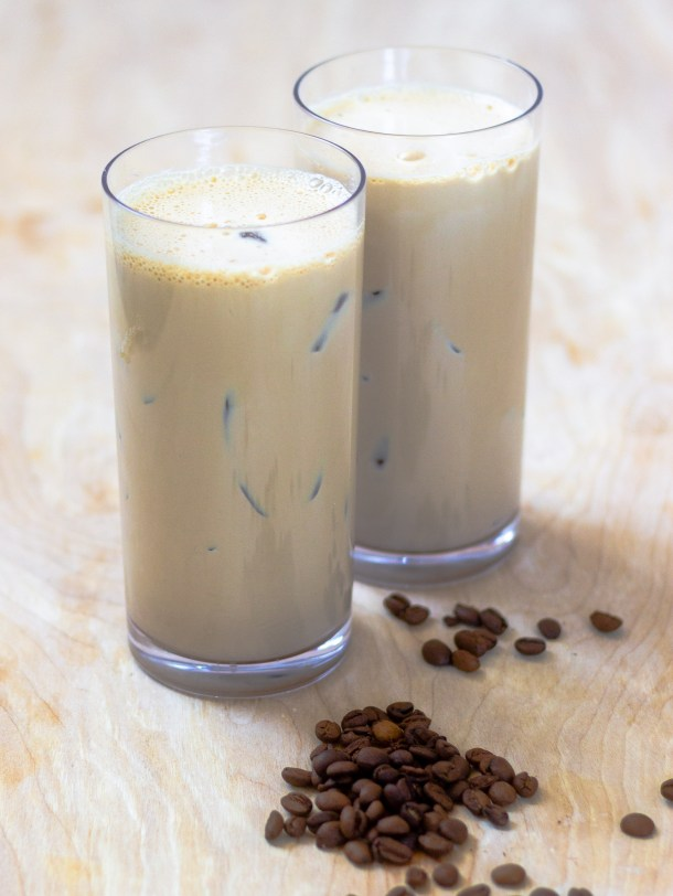 Baileys Iced Coffee by Diverse Dinners