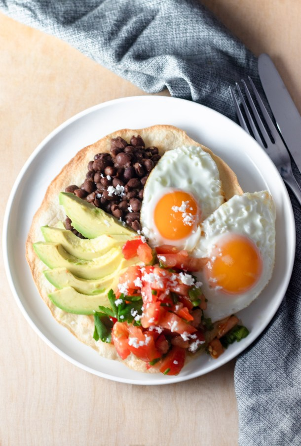 Huevos Rancheros by Diverse Dinners