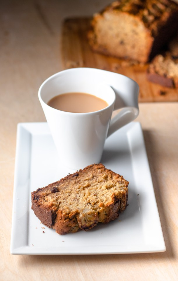 Caribbean Banana Bread by Diverse Dinners
