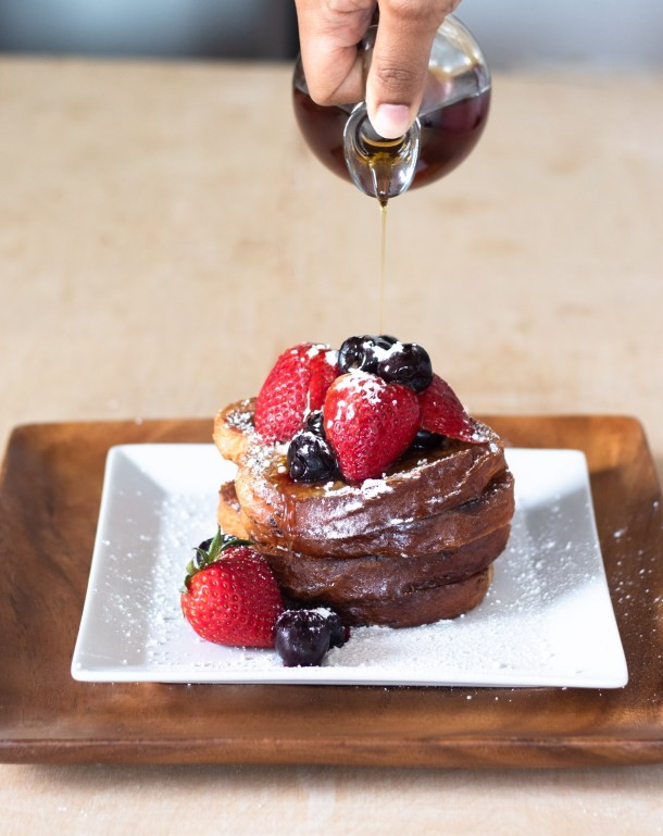 Baileys French Toast by Diverse Dinners