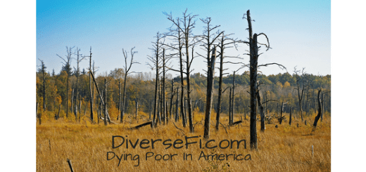 Dying Poor In America