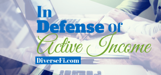 In Defense of Active Income