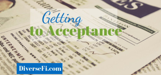 Getting to Acceptance