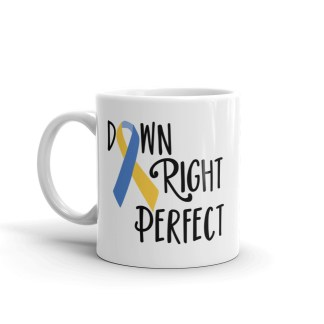 Down Right Perfect Mug