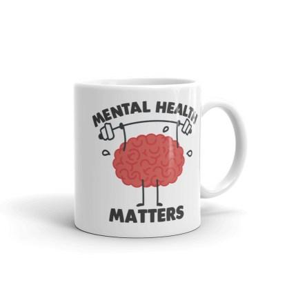 Mental Health Matters – Mental Health Awareness Mug
