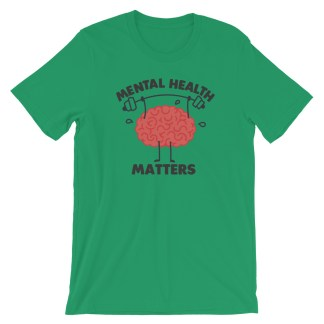Mental Health Matters Unisex T-Shirt