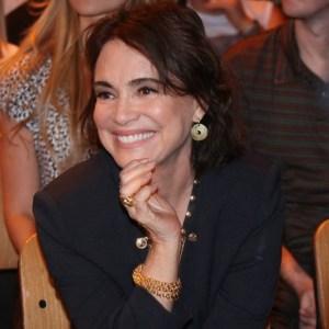 """""""Mal posso esperar a reação, Sempre tive que lutar contra o rótulo de namoradinha do Brasil"""" (Foto: AG.News)"""