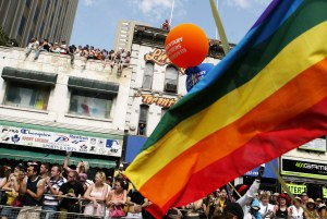 Toronto Hosts Gay Pride Parade