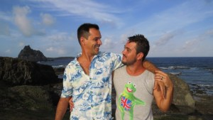 Fernando de Noronha hoje é considerado um dos principais destinos de Gays afortunados no mundo