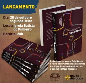 O livro conta com uma apresentação do prof. Doutor em teologia Raimundo Cesar Barreto