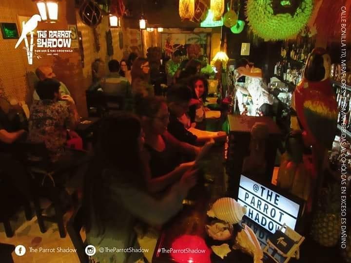 The Parrot Shadow Bar Miraflores 01