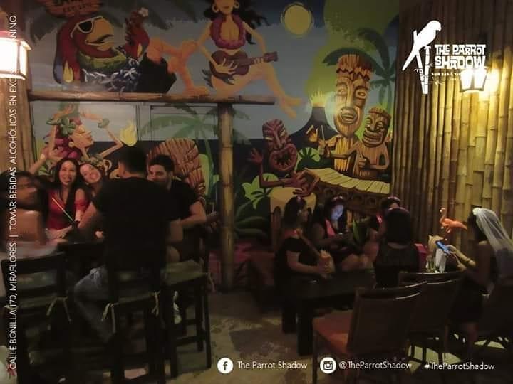 The Parrot Shadow Bar Miraflores 04