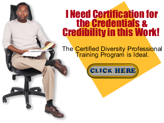 diversity certification