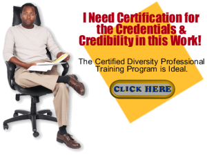 cultural competence certification