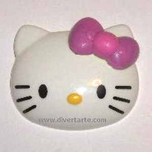 Moldes Hello Kitty