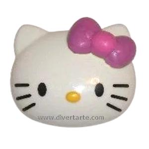 Moldes Hello Kitty