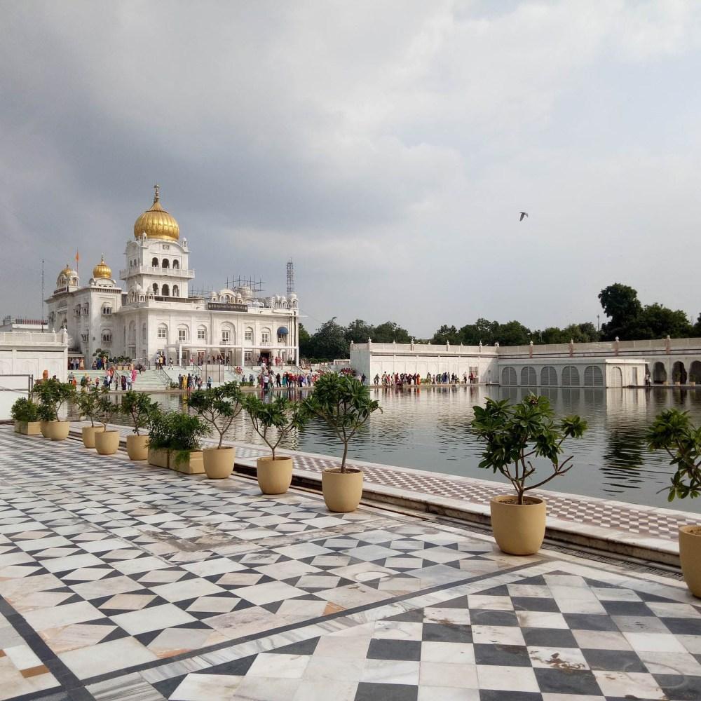 Gurudwara In Delhi