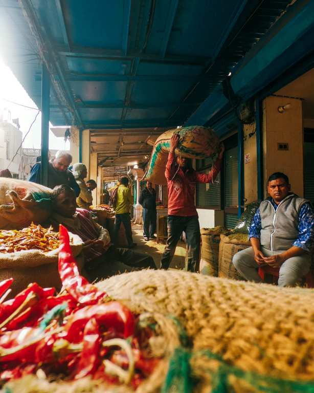 Asia's Biggest Spice Market