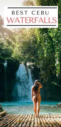 Cebu Waterfalls