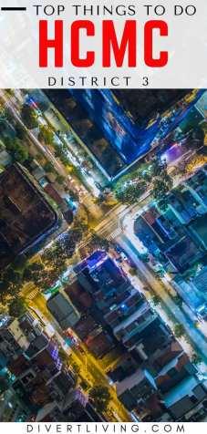 District 3 Ho Chi Minh City
