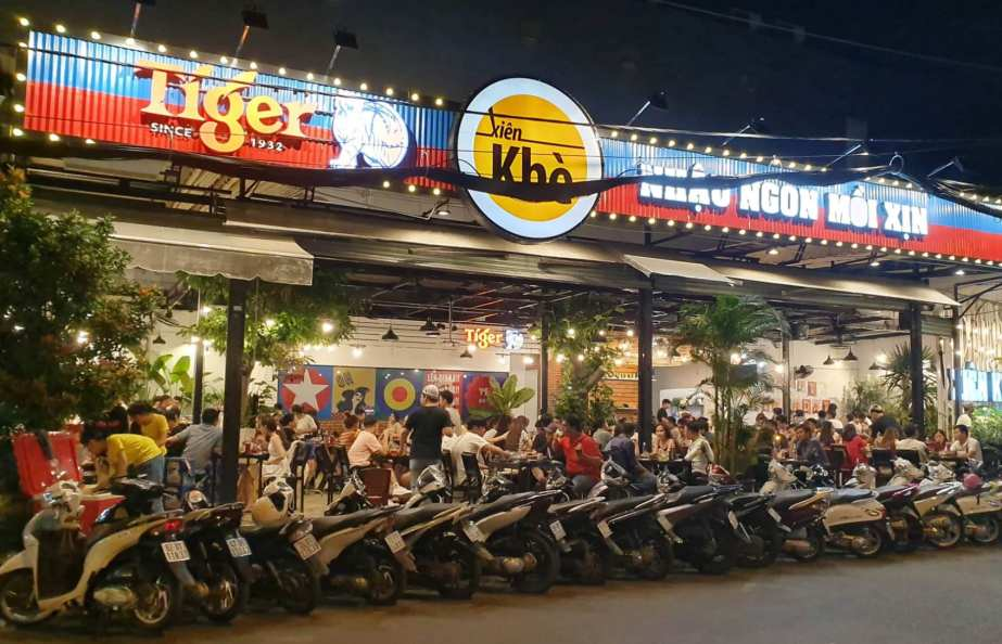 Where to Eat in Ho Chi Minh District 1
