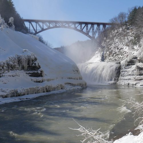 Letchworth State Park Hiking
