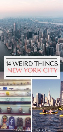 Weird NYC Attractions