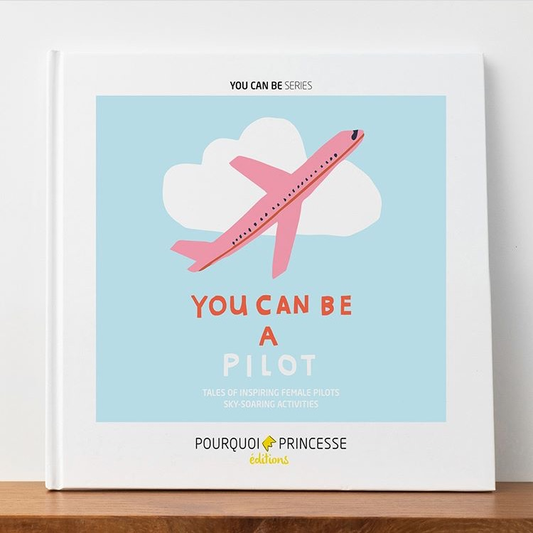 Príbehy a tvorivé aktivity-Môžeš byť pilotkou