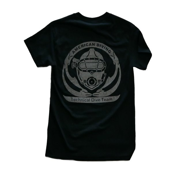 American Diving Blackout T