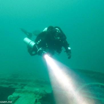 Videregående dykkerkurs
