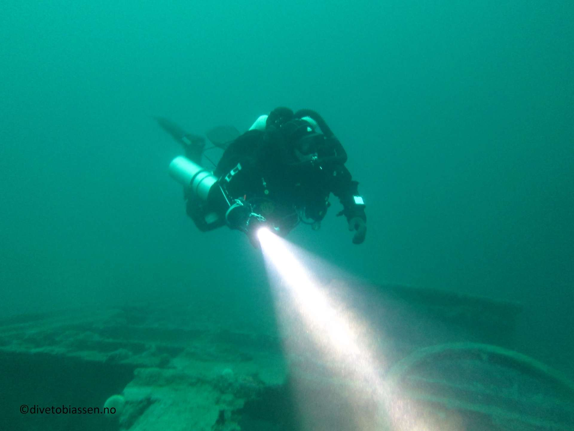 Dyp dykker-kurs