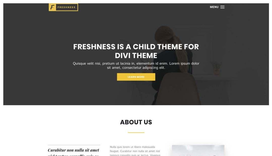 freshness-theme