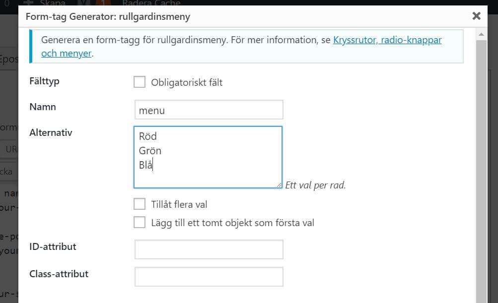 Avancerade formulär i Divi 3