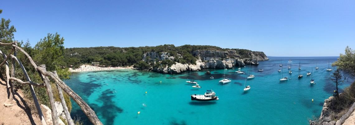 Portada Menorca