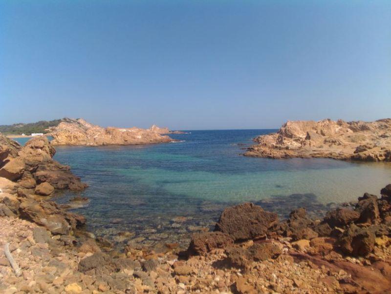 Cala Pregonda (Menorca)